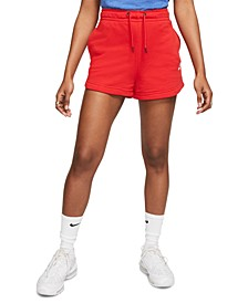 Women's Sportswear Essential Terry Shorts