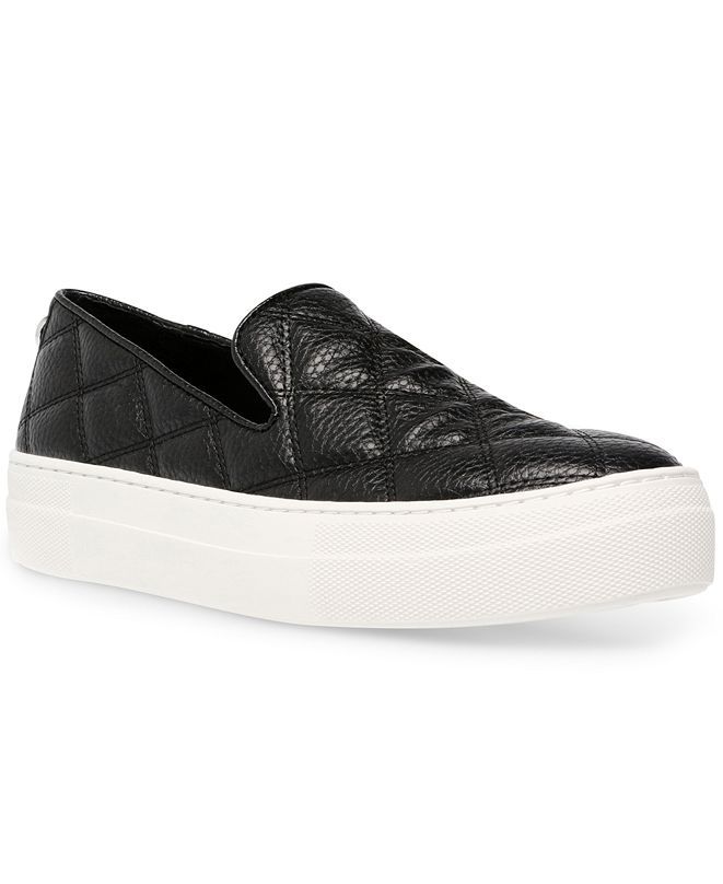 Steve Madden Women's Globe Quilted Sneakers