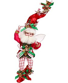 Christmas Morning Fairy, Small - 9.5 Inches