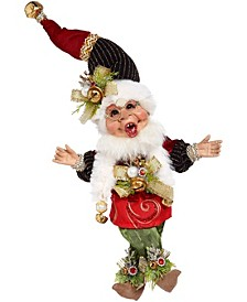 Sleigh Bells Elf, Small - 10 Inches
