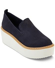 Bari Slip-On Platform Sneakers