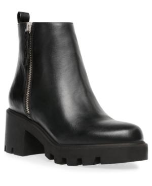 Nicola Lug-Sole Booties Women's Shoes