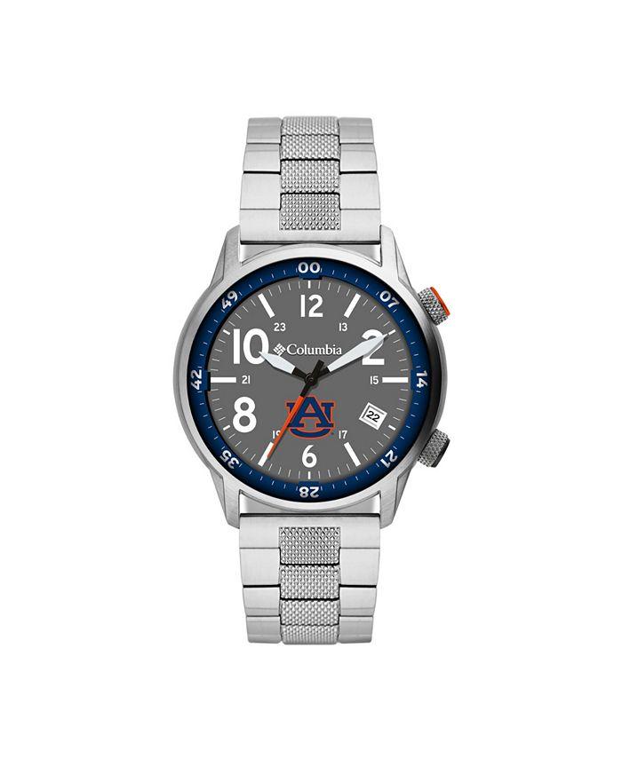 Columbia - Men's Outbacker Auburn Stainless Steel Bracelet Watch 45mm