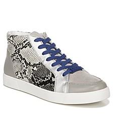 Deszi Mid-Top Sneakers