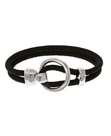 Corded Toggle Bracelet