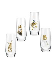 Highball Glasses - Set of 4