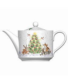 Teapot - Oh Christmas Tree