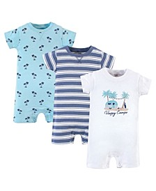 Baby Boys Rompers