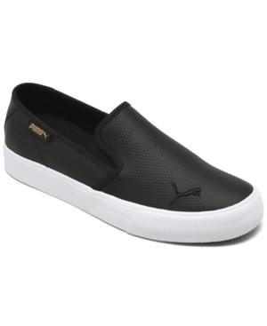 Puma Women s Bari Slip on Casual Sneakers from Finish Line E560