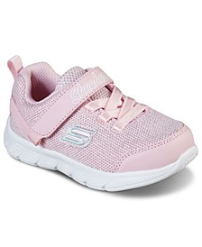 Toddler Girls Comfy Flex - Moving On Stay-Put Closure Casual Athletic Sneakers from Finish Line