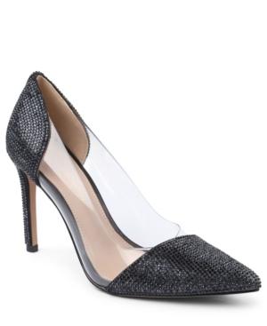 Bcbgeneration Lania Embellished Pumps Heel In Black