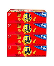Ritz Bits Cheese Sandwich Crackers, 1 oz, 48 Count