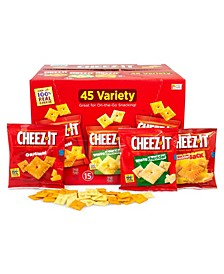 Variety Pack, 1.5 oz, 45 Count