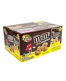 M&M's Cookies, 30 Count