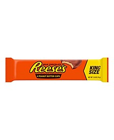 King Size Peanut Butter Cups, 2.8 oz, 24 Count