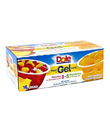 Fruit in Gel Cups 16 Count