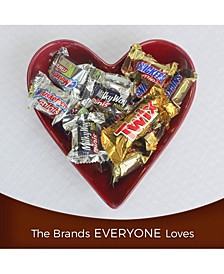 Chocolate Favorites Minis Size Candy Bars Assorted Variety Mix Bag, 62.6 oz, 205 Pieces