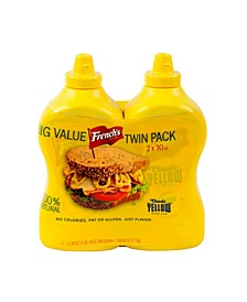 Classic Yellow Mustard 2 Count