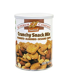 Salted Crunchy Snack Mixed Nuts, 15 oz, 2 Pack