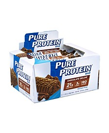 Bars Variety Pack, 1.76 oz, 18 Count