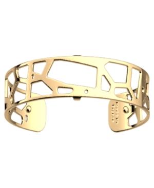 Exotic Spots Openwork Thin Adjustable Cuff Girafe Bracelet