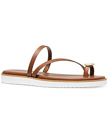 Michael Michael Women's Kors Letty Thong Sandals