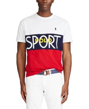 Polo Ralph Lauren Men's Big & Tall Polo Sport T-Shirt