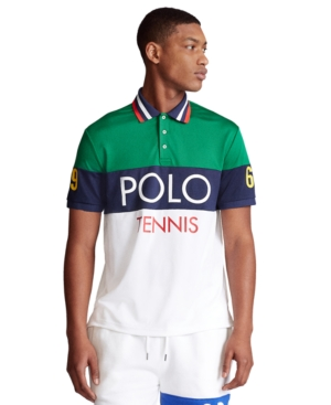 Polo Ralph Lauren Men's Tech Pique Polo