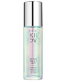 Skin Love Glow Shield Prime & Set Mist, 2.3-oz.