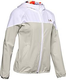 Kazoku Storm Colorblocked Hooded Jacket