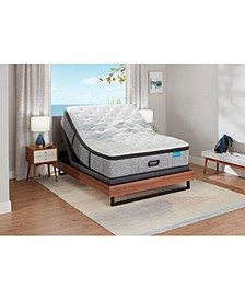 "Harmony Lux Carbon 15.75"" Plush Pillow Top Mattress - Queen"