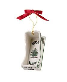 Sleigh Ornament