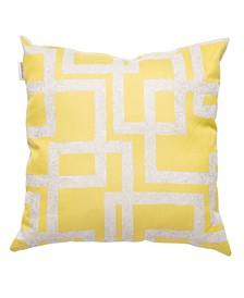 """Outdoor Tiki Hut 22"""" x 22"""" Outdoor Decorative Pillow"""