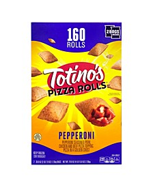 Totinos Pepperoni Pizza Rolls, 160 Count