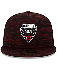 DC United 2020 MLS On-field 59FIFTY Cap