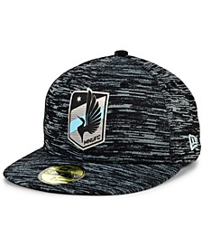 Minnesota United FC 2020 On-field 59FIFTY Cap