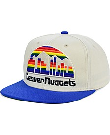Denver Nuggets Natural XL Snapback Cap