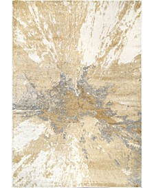 Cyn CFDR02A Gold 5' x 8' Area Rug