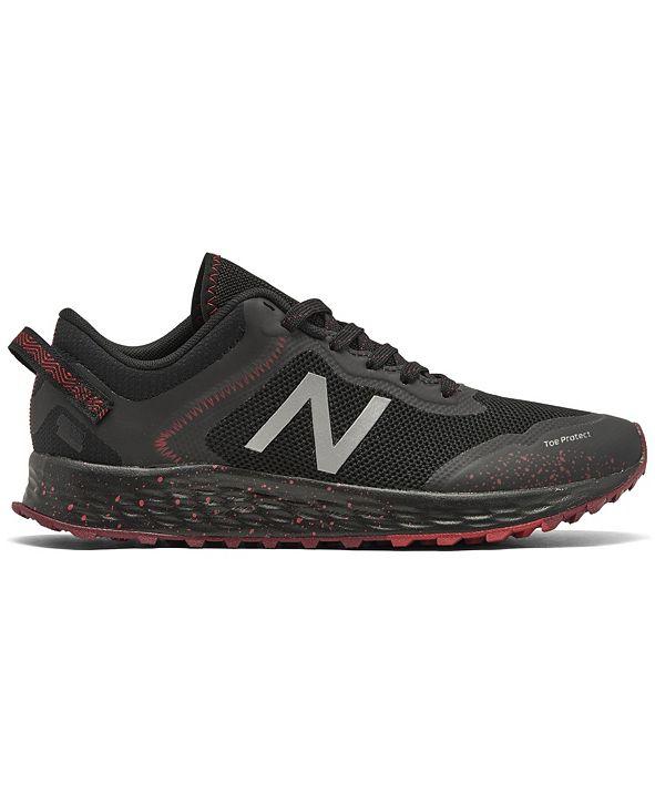 New Balance Men's Fresh Foam Arishi Trail Running Sneakers from Finish Line