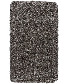 Luxe Shag LXS01 Charcoal Rug