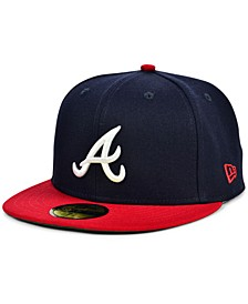 Atlanta Braves 2020 Opening Day 59FIFTY-FITTED Cap