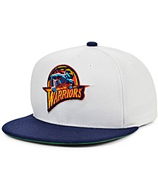 Golden State Warriors Fresh Crown Snapback Cap