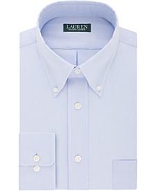 Men's Regular-Fit Non-Iron Ultraflex Dress Shirt