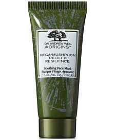 Receive a Free Mega Mushroom Face Mask, 15 ml with any $45 Origins purchase!
