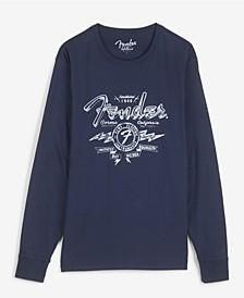 Men's Fender Long Sleeve T-shirt