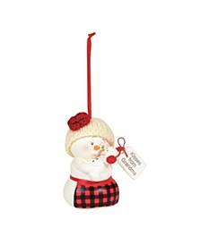 Snowpinions Kisses from Grandma Ornament