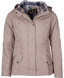 Millfire Hooded Quilted Coat