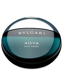 BVLGARI Men's AQVA pour Homme Eau de Toilette, 3.4 oz