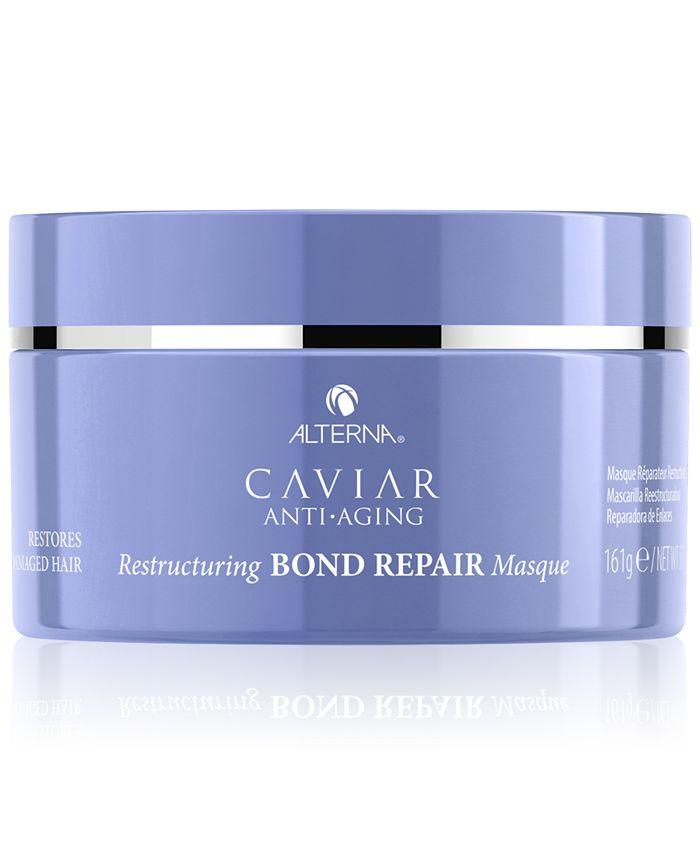 Alterna - Caviar Anti-Aging Restructuring Bond Repair Masque, 5.7-oz.