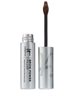 Brow Power Filler Volumizing Tinted Fiber Brow Gel